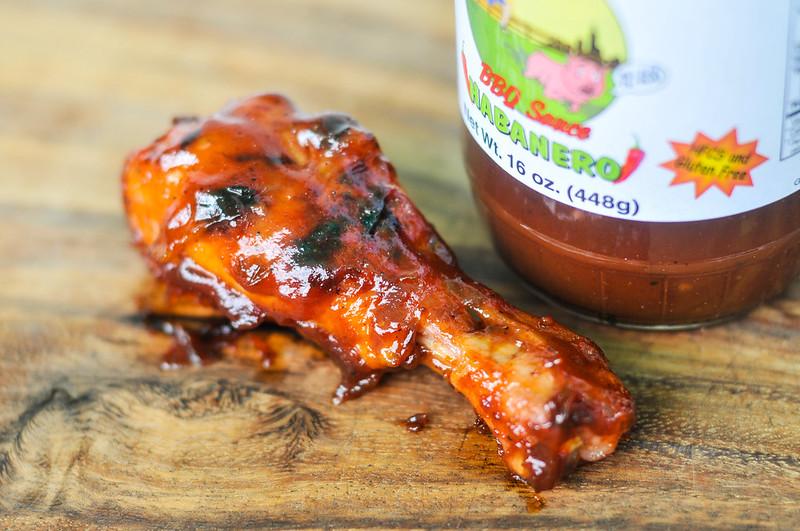 Pigchaser Habanero BBQ Sauce