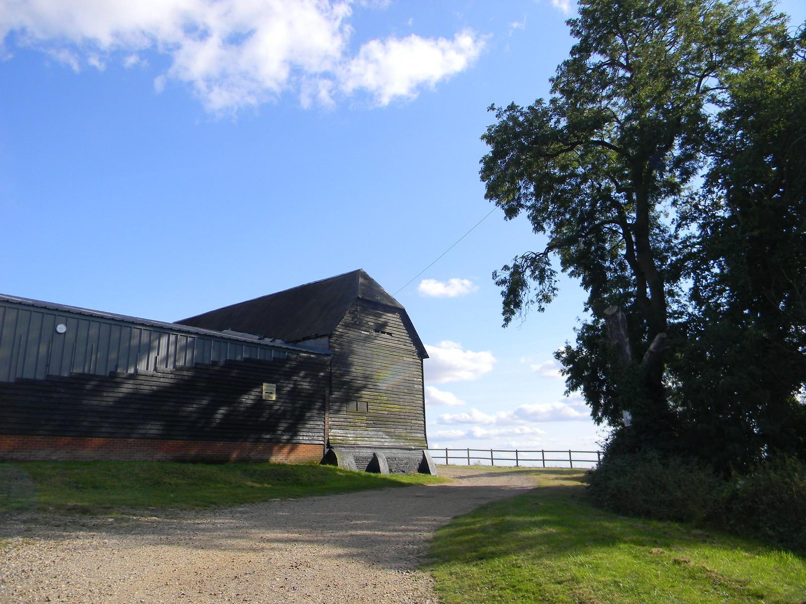 "Farm beginning with ""Th"" Roydon to Sawbridgeworth"
