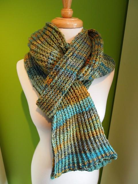 "FCK Quackenbush scarf-6"" x 130"""