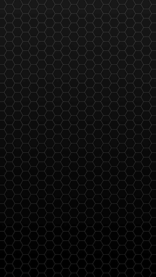 iPhone 5 Hex Grid Wallpapers - Matt Gemmell | 640 x 1136 png 359kB