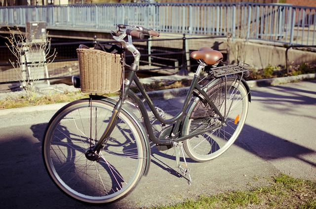 Världens bästa cykel <3
