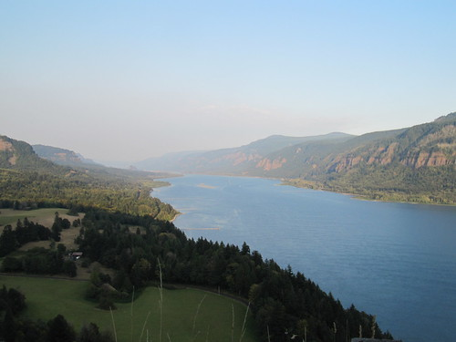 Columbia Gorge by Southworth Sailor