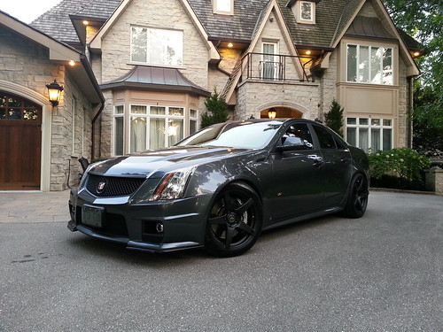 Forgestar Wheel Fitment for CTS-V Coupe & CTS-V Sedan - Page 2