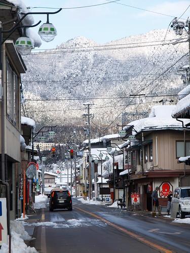 飛騨古川街道