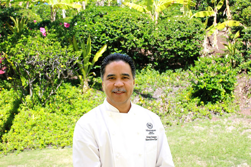 Sheraton Maui Resort and Spa Executive Chef Greg Gaspar
