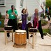 Taiko apprentices at First Parish in Bedford by UU World