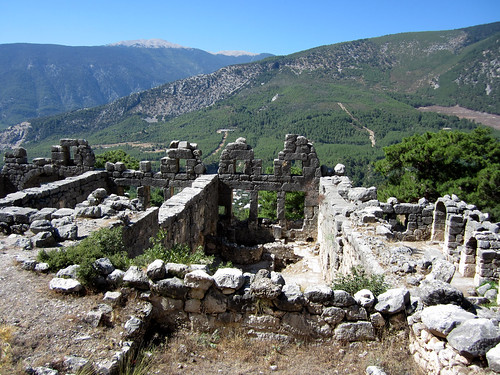 Plan Your Perfect Trip to Arykanda, Turkey  Free Trip ...