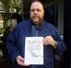 Pietro Sorba presentó su nuevo libro Nueva Cocina Argentina