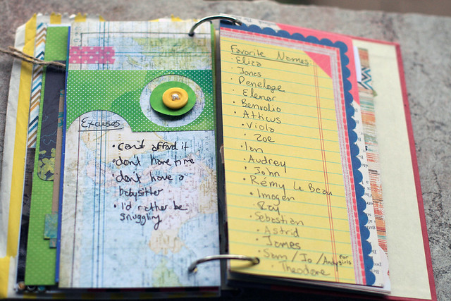 30 Days of Lists September 2012