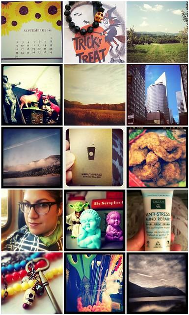 September Instagram