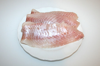 02 - Zutat Rotbarsch / Ingredient red perch