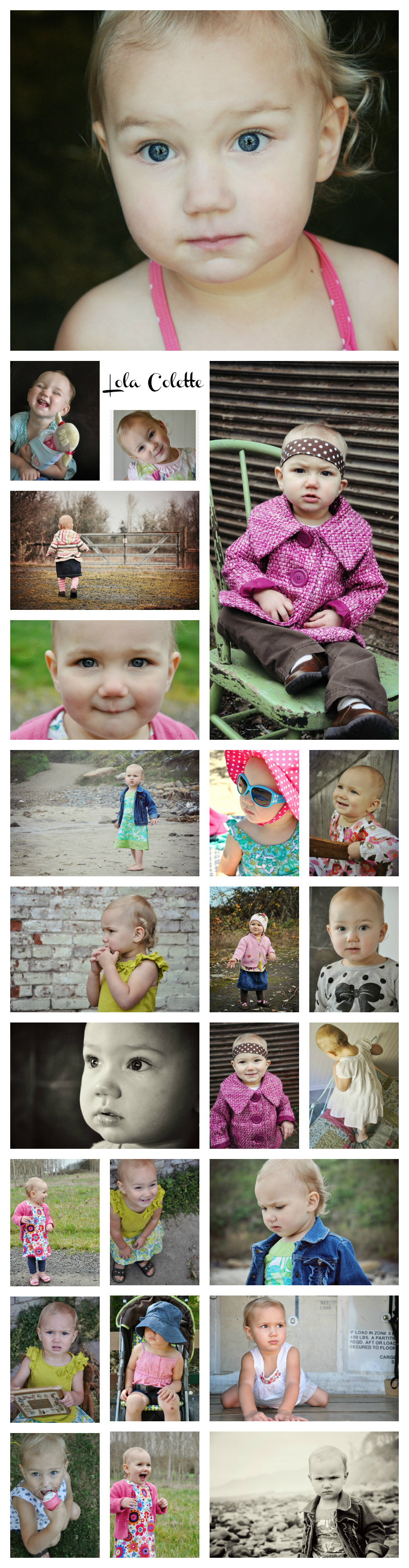 Lola Colette 1-2 Collage