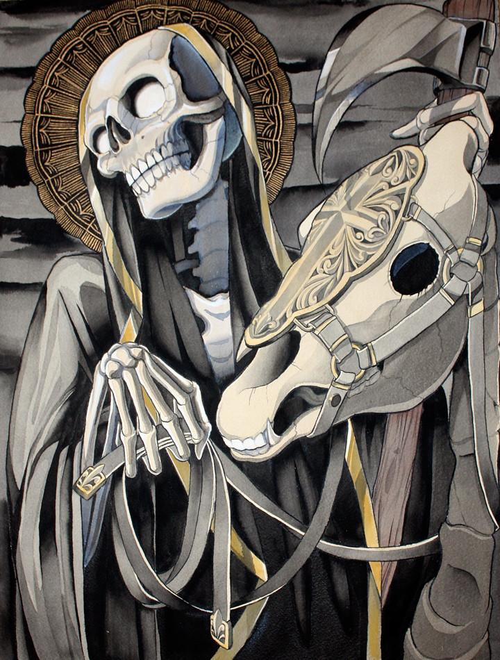 """Death"" by Pemex"