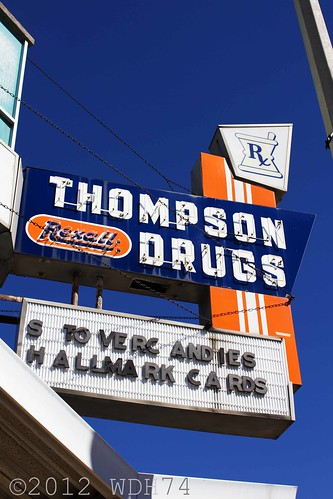 Thompson's Drugs by William 74