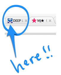 DEEP UNDERWATER favicon