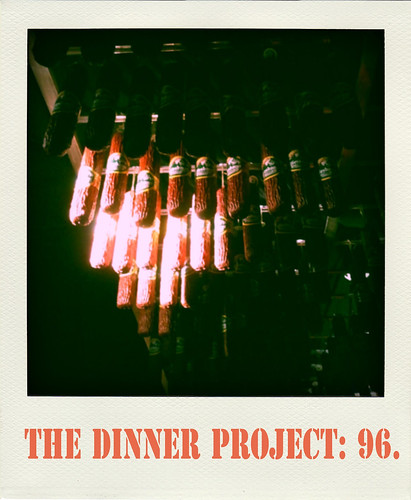 the dinner project: kw 39