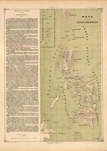 019-Islas Filipinas-Atlas geográfico descriptivo de la Península Ibérica-Emilio Valverde-1880