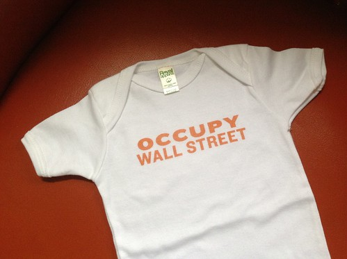 OccupyOnesies, because radical mommies keep having babies