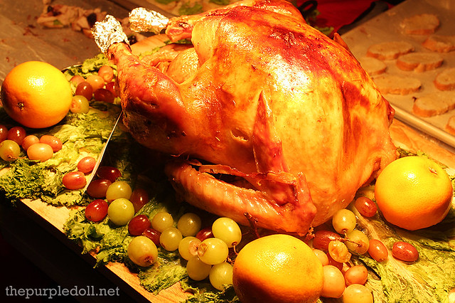Chef Anton's Roast Turkey