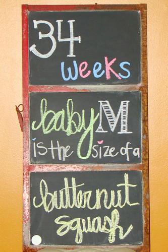 34 weeks!!