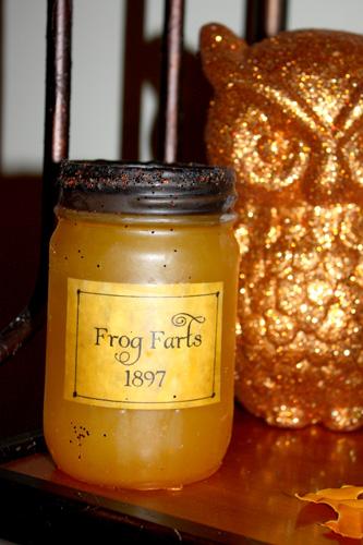 Frog-Farts