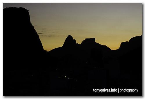 Rio skyline