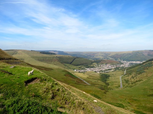 Rhondda Valley, Wales