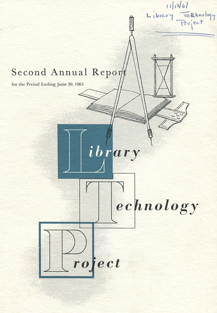 ALA 1961 Library Technology Report