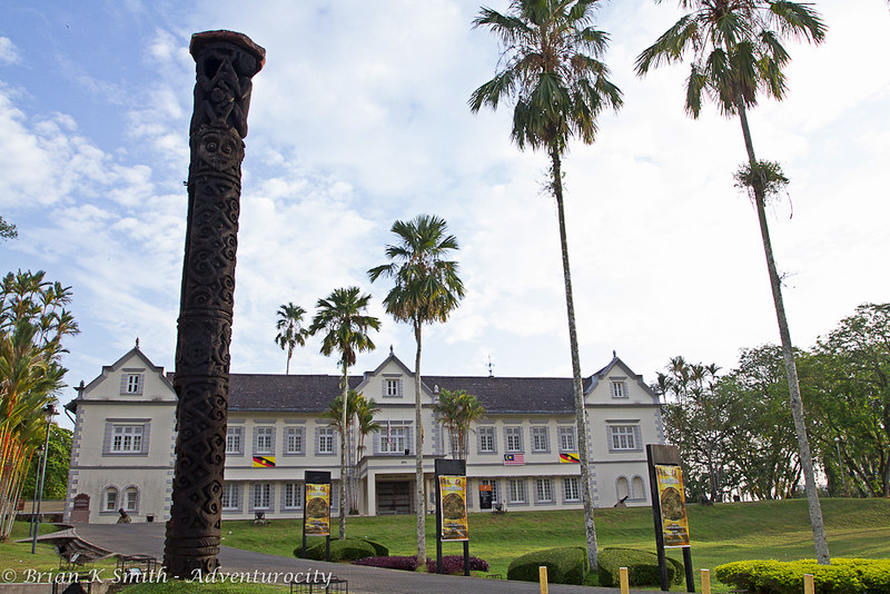 Sarawak Museum Ethnology Hall, Kuching