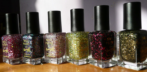 barry m glitters 2