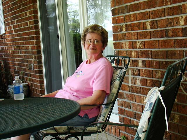 Grandma  6-14-09
