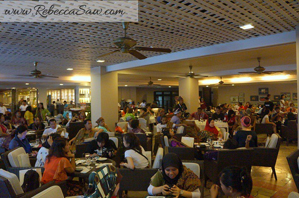 Theme Dinner & Prize giving Ceremony - malaysia tourism hunt 2012