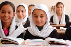 Girls school Mazar - e Sharif