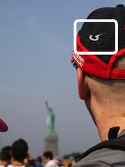 New cap?