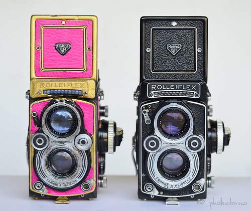 rolleiflex 3.5f by phollectormo