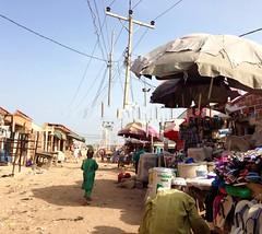 Dutse Market, Dutse, Abuja, Nigeria.