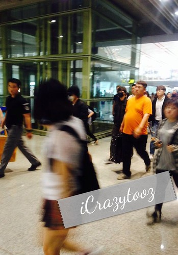 Big Bang - Beijing Airport - 05jun2015 - 姜姜姜家姜萌兔-Q - 03