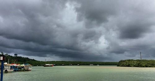 Na Bahia também era inverno.