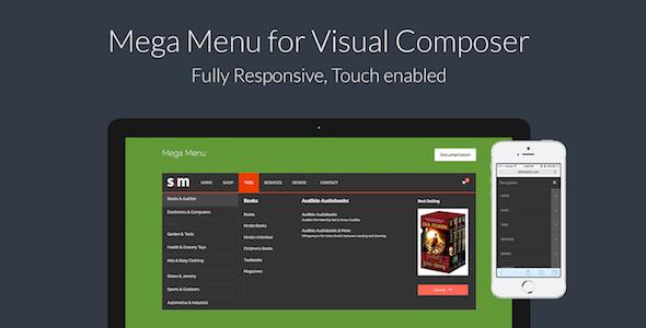 Mega Menu for Visual Composer v1.3.3