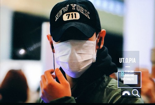 Big Bang - Gimpo Airport - 31dec2015 - Utopia - 01