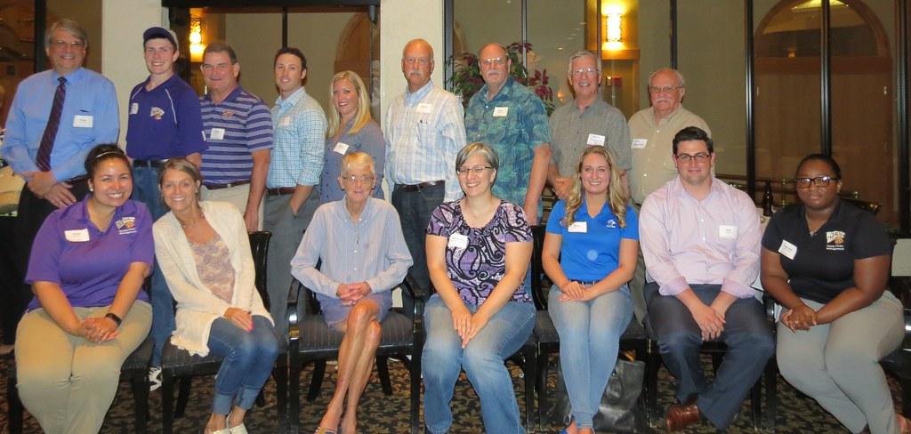 Decatur Alumni & Friends Social, 9/9/16