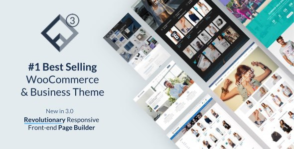 Flatsome v3.1.5 - Multi-Purpose Responsive WooCommerce Theme
