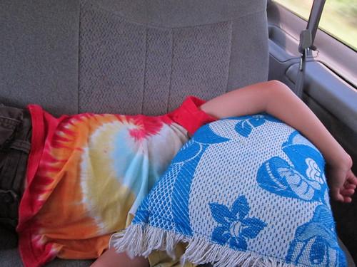 Sleepy Ezra