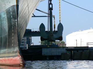 Antares anchor