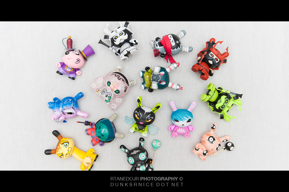 Kidrobot Dunny 2012.