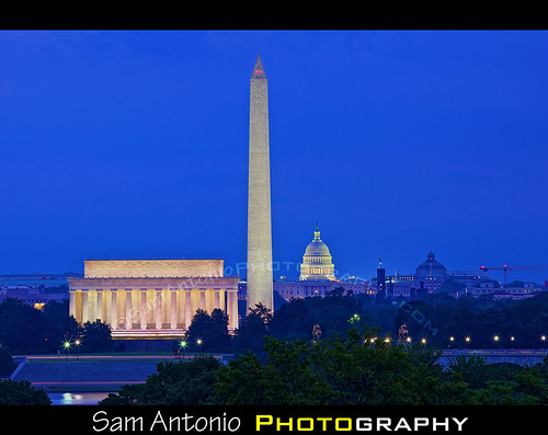 A City of Monuments, Memorials and Criminals by Sam Antonio Photography