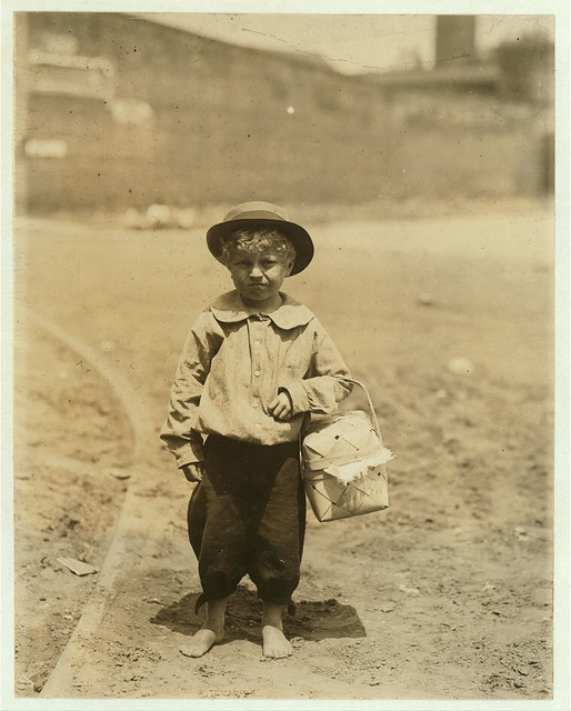 Child Labor & Lewis Hine