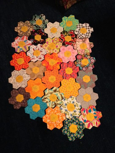 30 flowers done, only 170 to go!
