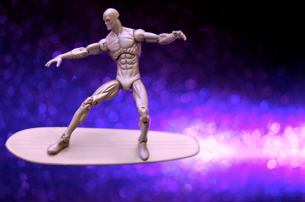Universal Silver Surfer