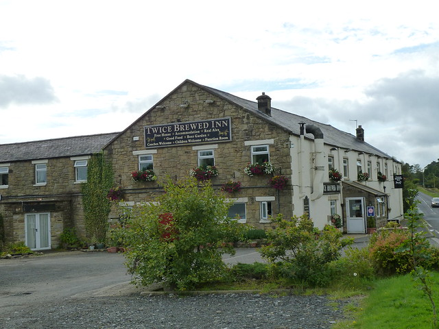 Twice Brewed Inn, Hadrian's Wall